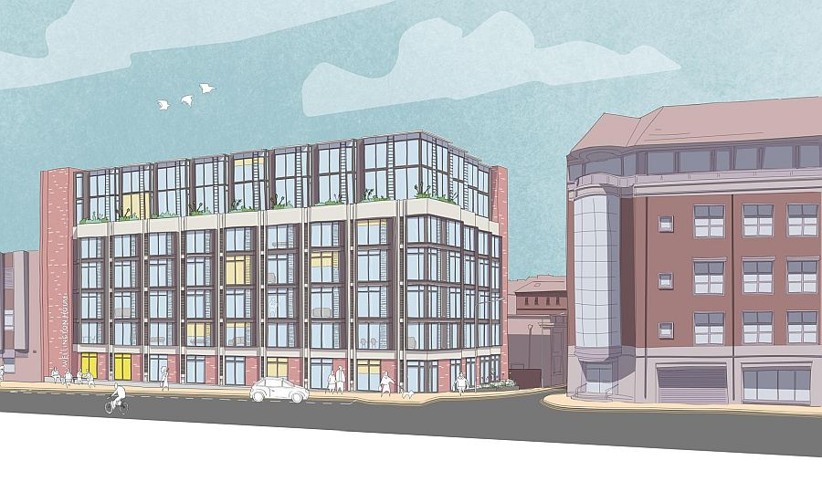 Wellington House adds to Leicester's rental sector
