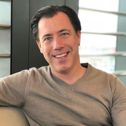 Entrepreneur Ramon Luitwieler