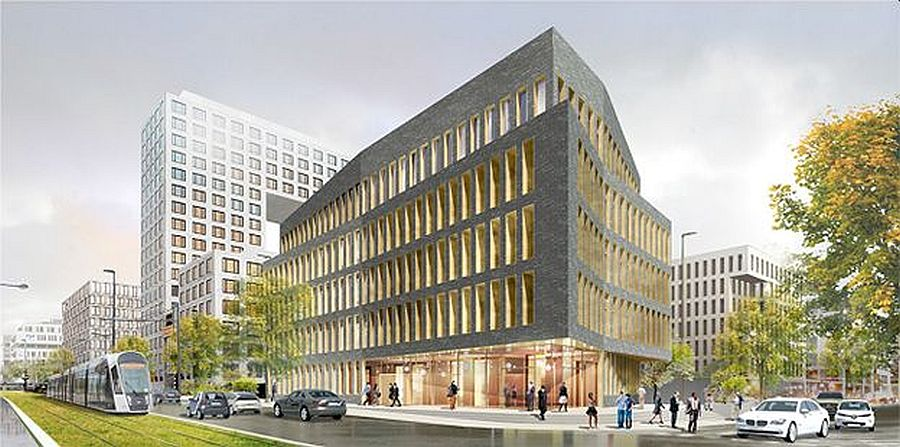 BNP Paribas REIM has agreed with Grossfeld PAP on the sale of the Kockelscheuer office project in Luxembourg