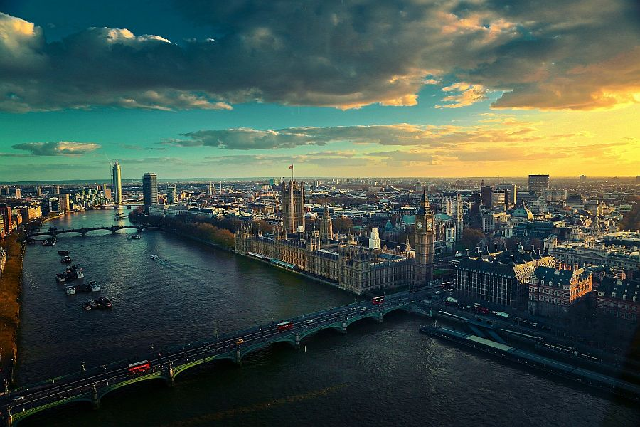 London is a top target for investors