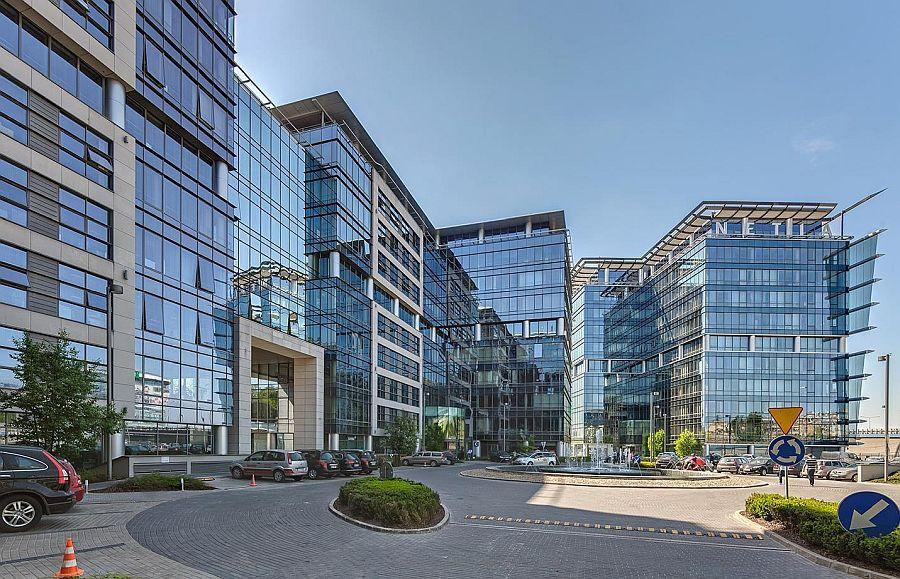 Marynarska Business Park, in Warsaw