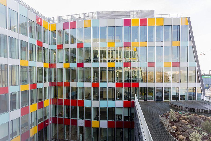 BNP Paribas Leasing Solutions is the main PIXEL tenant