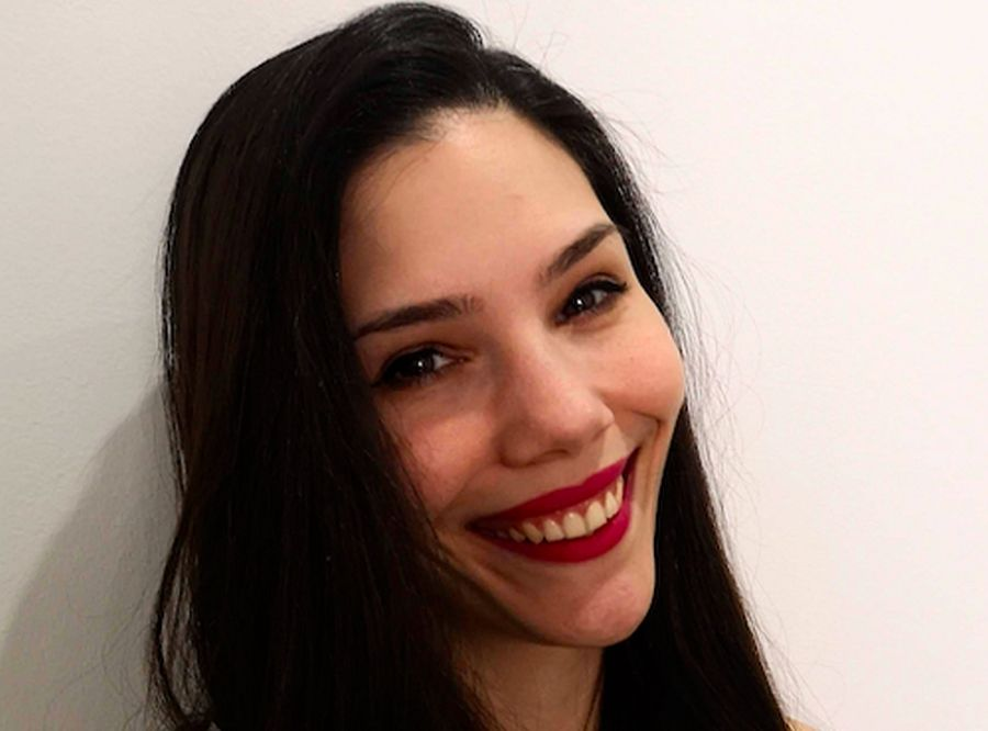 Sonja Boskovic, who looks after Business Realtions