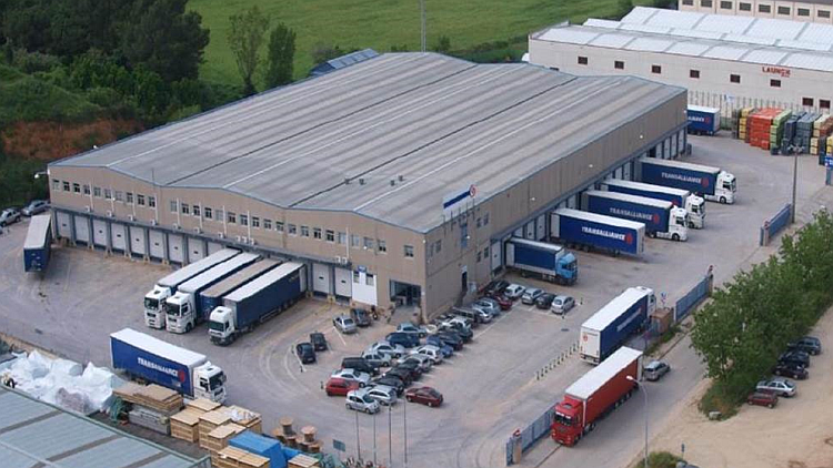 The warehouse is Realterm Logistics' first in Spain