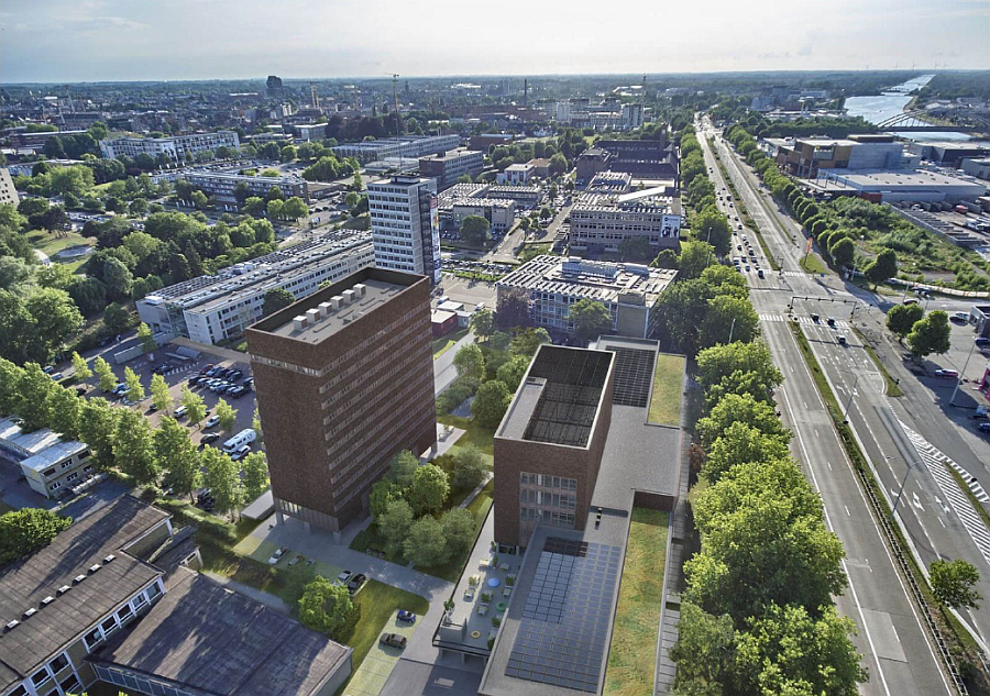 Xior Student Housing NV has acquired a development project in Hasselt