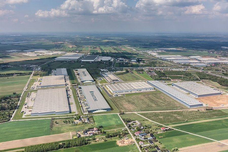 Land has been bought for the Panattoni Park Stryków IV logistics project.