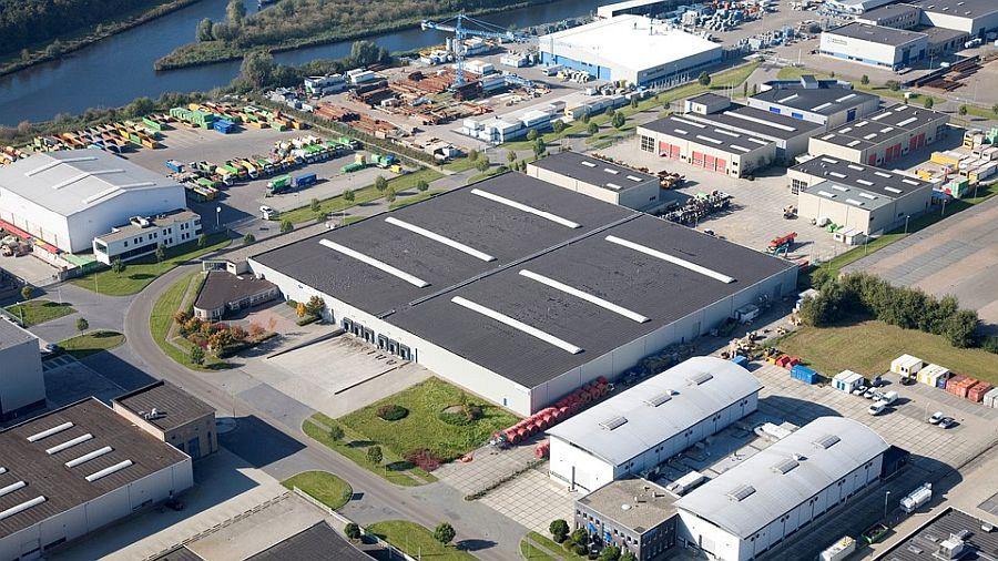 The logistics portfolio comprises 31 high-quality light industrial and logistics properties