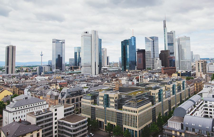 Commercial real estate deals have held strong in Europe