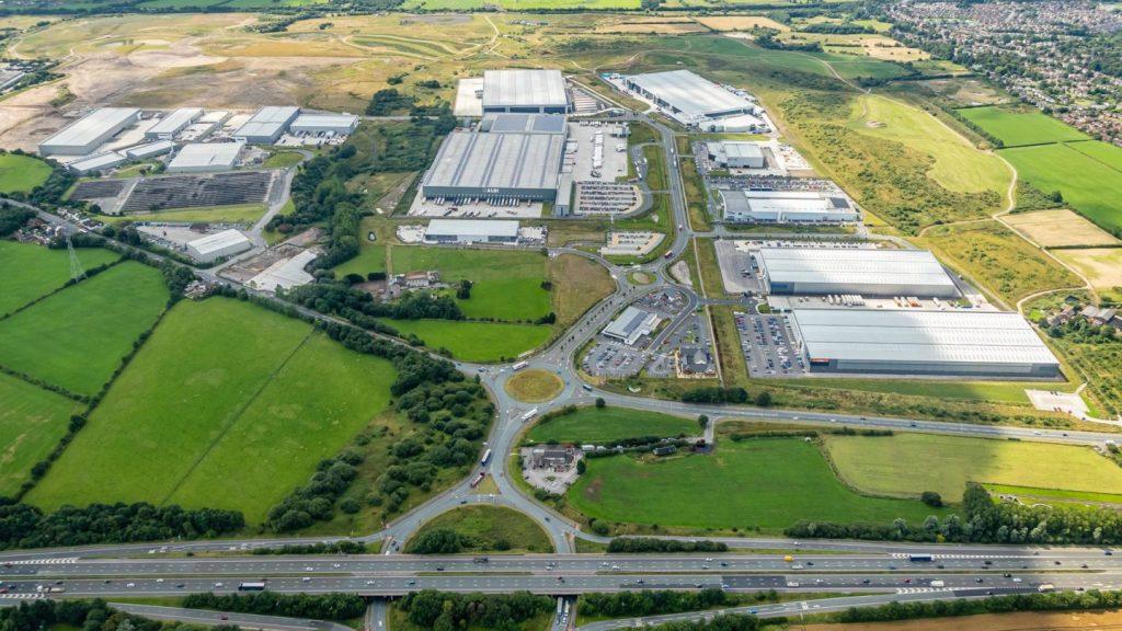 Harworth Group plc has made a land sale at Logistics North