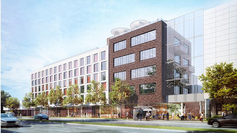 Kingstone Investment Management has bought the mixed-use property Paul Carré in Erlangen from S&P Commercial Development