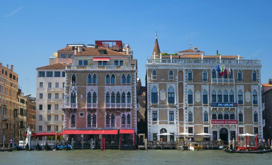 Hotel Bauer Palazzo in a prime location in Venice