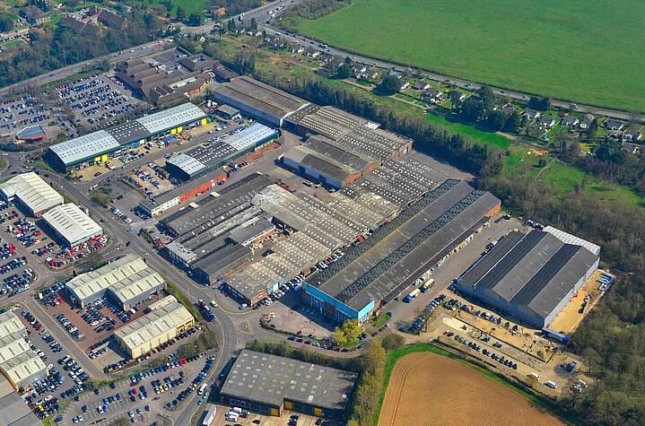 Quarry Wood Industrial Estate, Aylesford