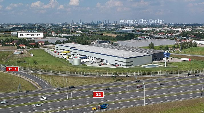 The City Logistics Warsaw Airport and City Logistics Warsaw City North logistics have been bought