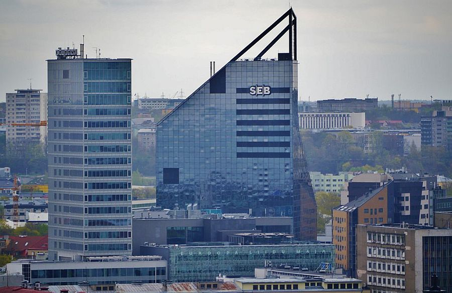 East Capital Real Estate IV has acquired SEB's head office in central Tallinn