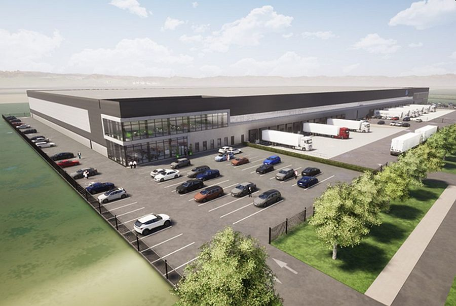Logistics property specialist GARBE Industrial Real Estate GmbH has acquired a new distribution centre