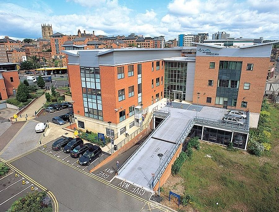Elite Partners Capital has bought the long leasehold of Apex Court, Nottingham, for £7.55million.