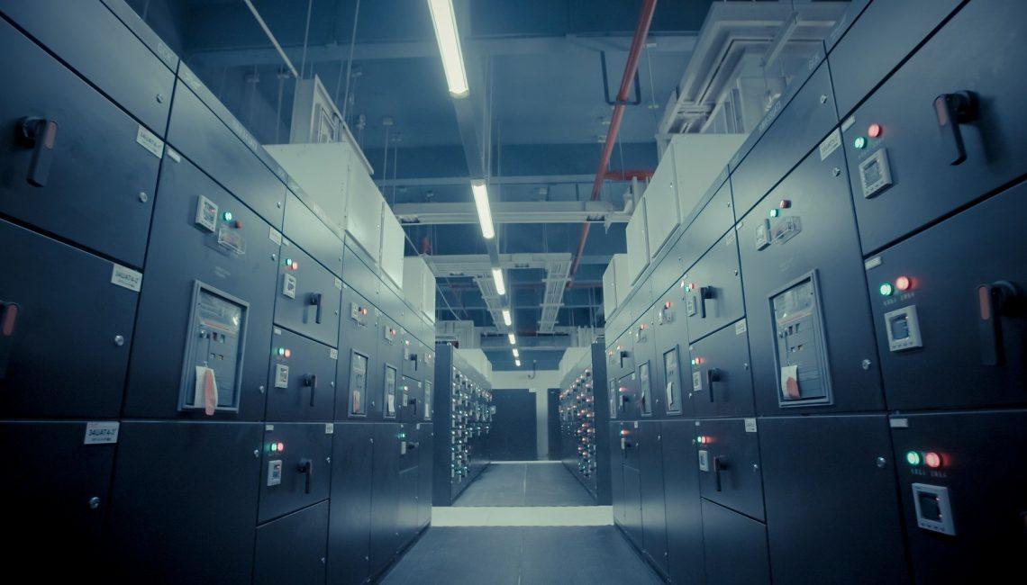 Data centers are in demand