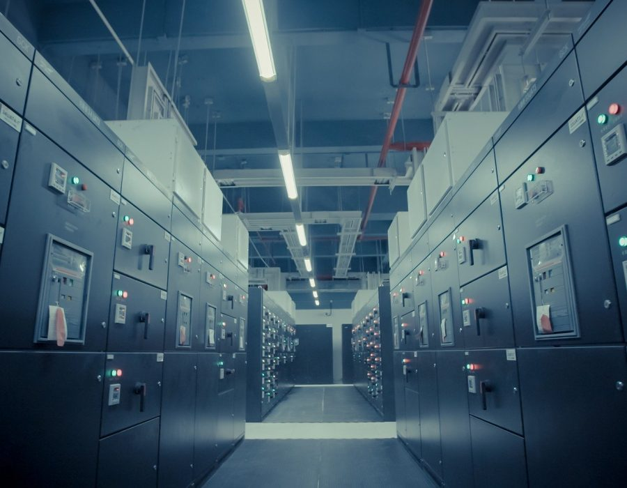 Data centers are in demand