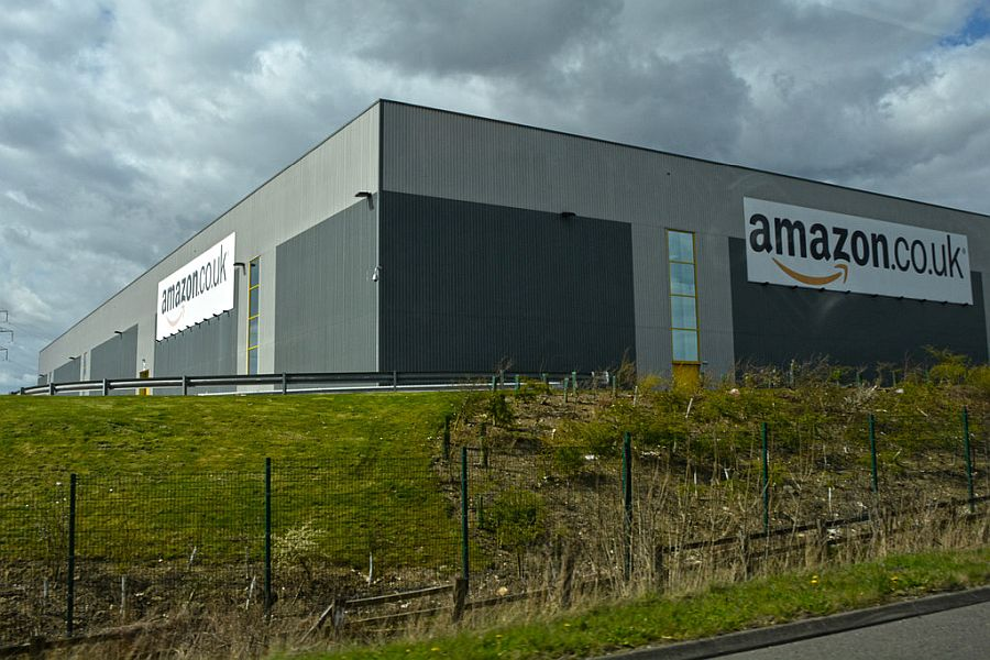 LSH has brokered a deal to acquire Amazon's main Scottish fulfilment centre in Dunfermline