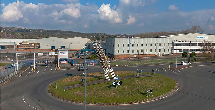 The industrial estate in Bolton bought by Arrow Capital Partners