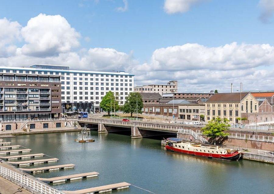 The Bassin, Maastricht's historic inner harbour