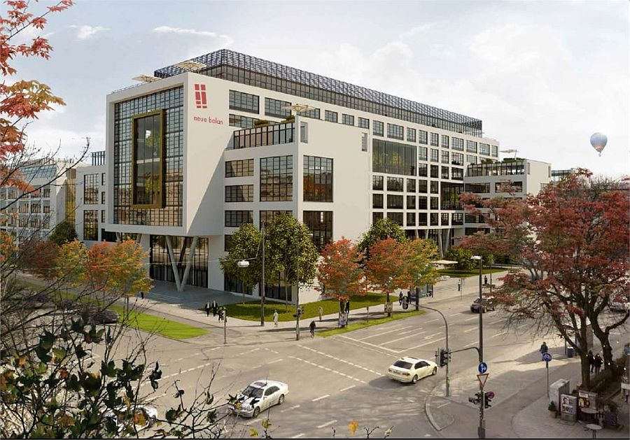 Neue Balan Haus is among this week's commercial real estate deals