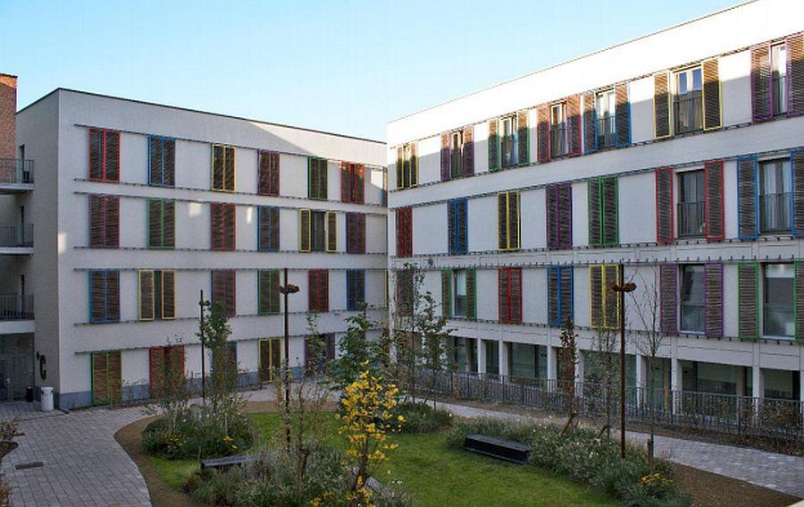 365 Rooms, in Ixelles, Belguim