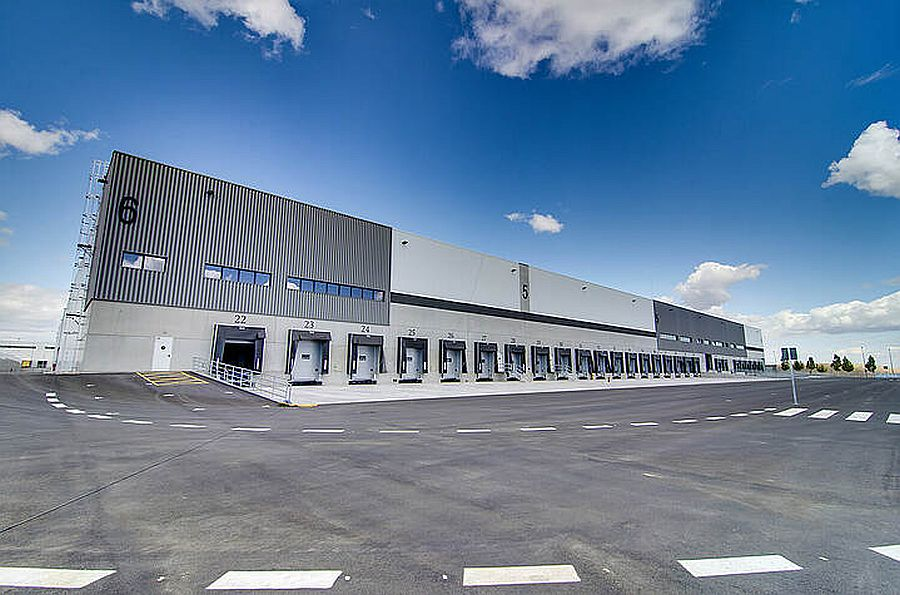 PATRIZIA AG has forward purchased the development of four logistic warehouses