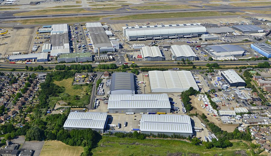 Dnata City, near Heathrow Airport