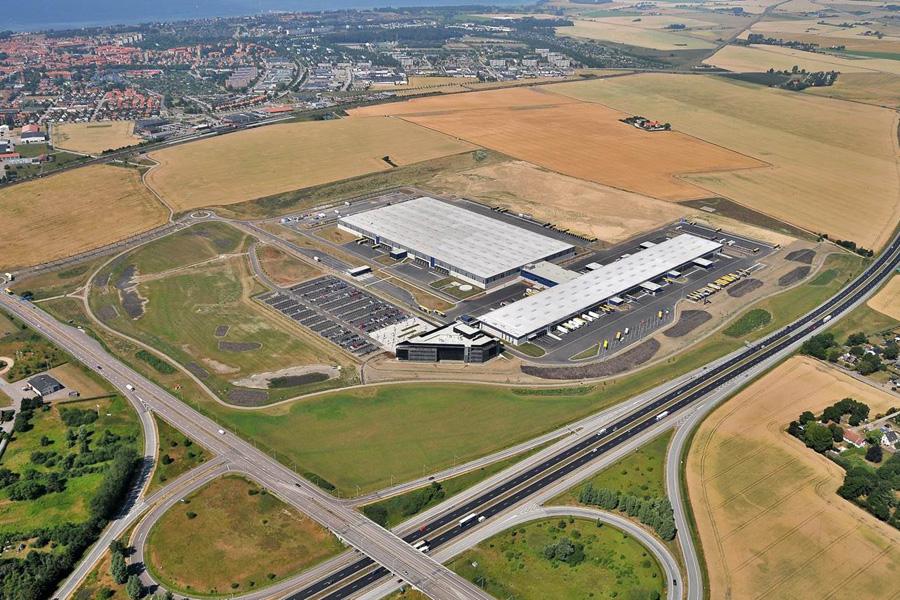 Kronan Logistics Park, Landskrona, in Skåne