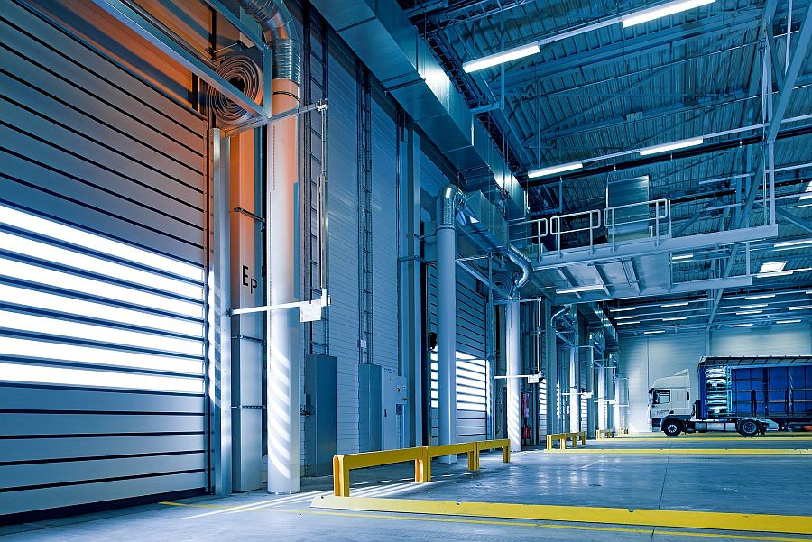 Warehouses are in high demand
