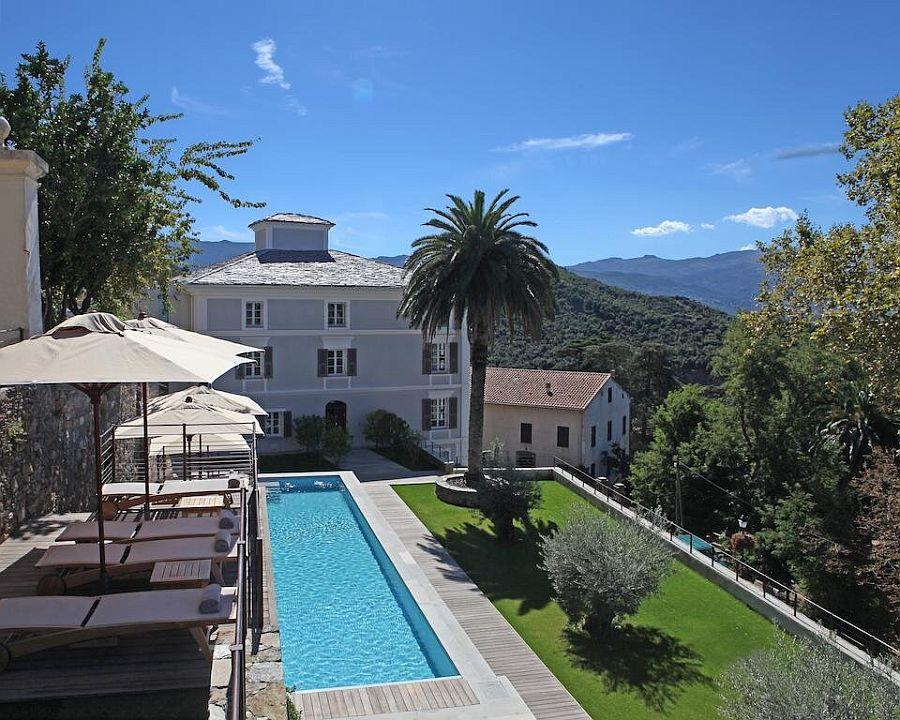 Hotel U Palazzu Serenu  in Corsica