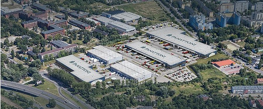 Panattoni is acquiring warehouses in Poland