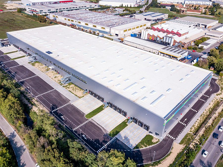 AXA IM – Real Assets has bought Italian warehouses