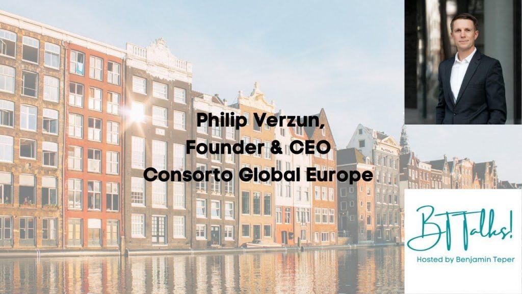 Philip Verzun on BT Talks